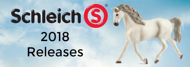 Schleich 2018 Releases | MiniZoo Blog