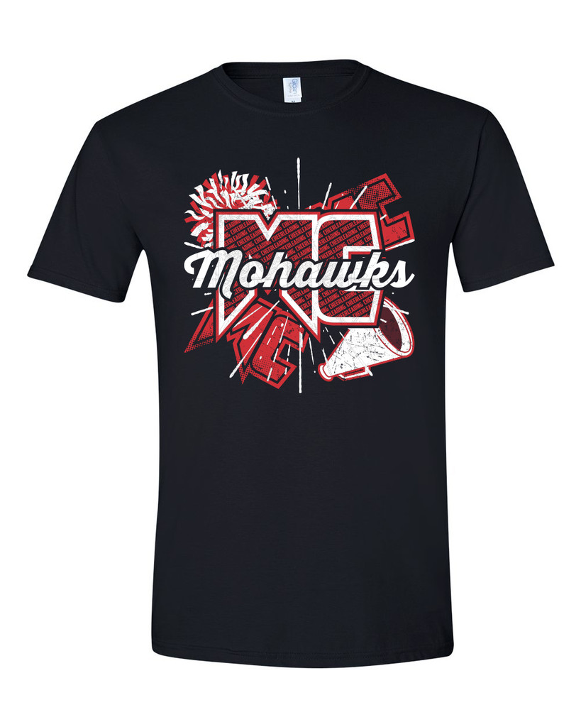 Mohawk Cheer T-Shirt