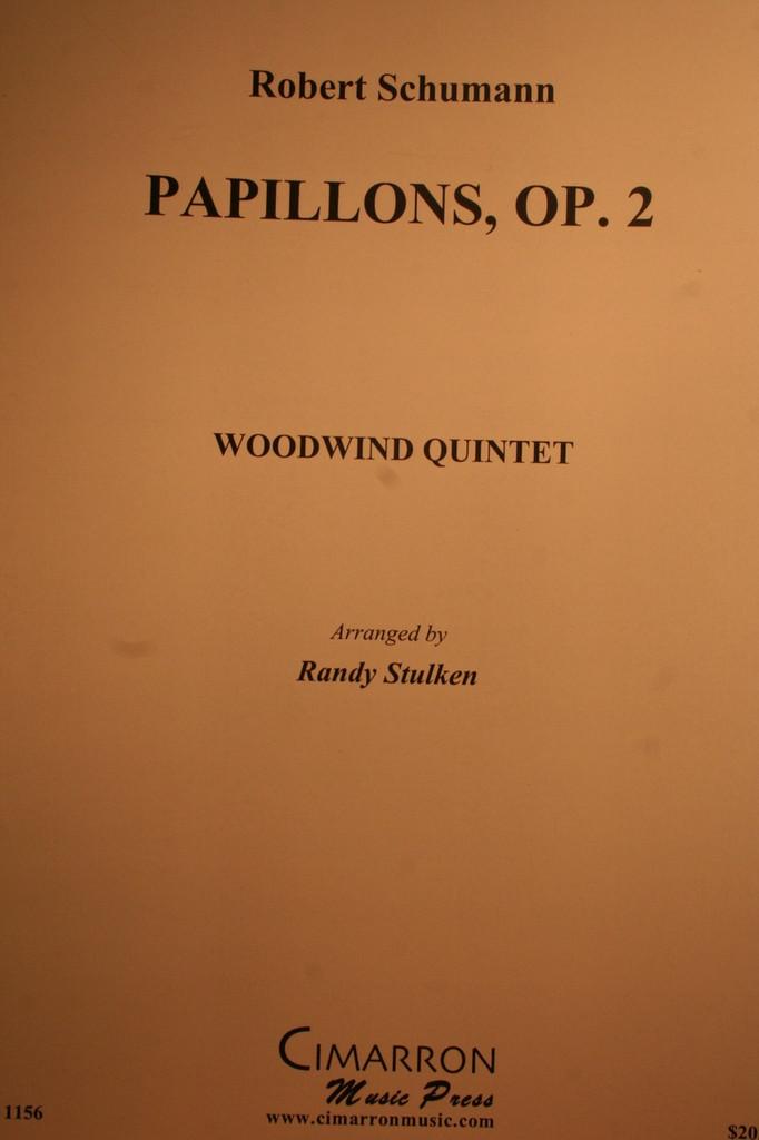 Schumann, Robert - Papillons, Op. 2