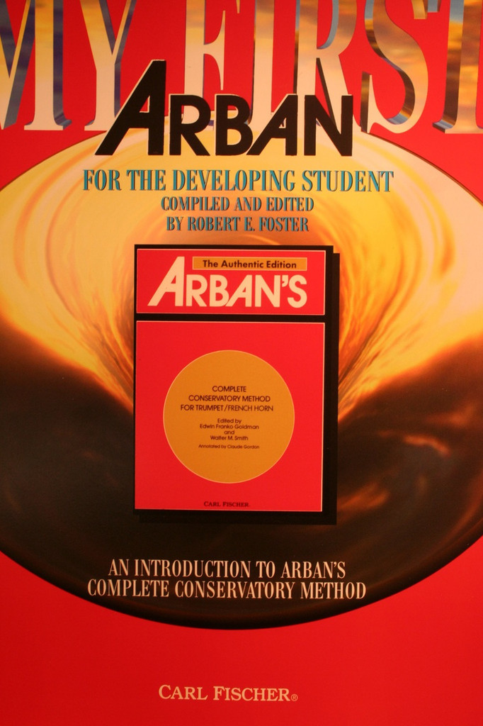 Arban, Jean-Baptiste - My First Arban