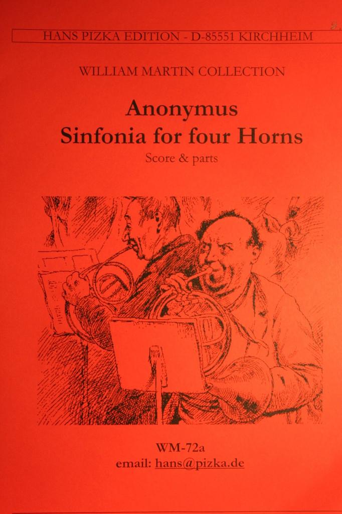 Anonymous - Sinfonia