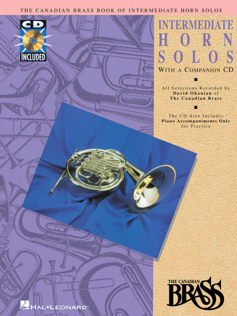 Solos - Intermediate w/CD (The Canadian Brass) (image 1)