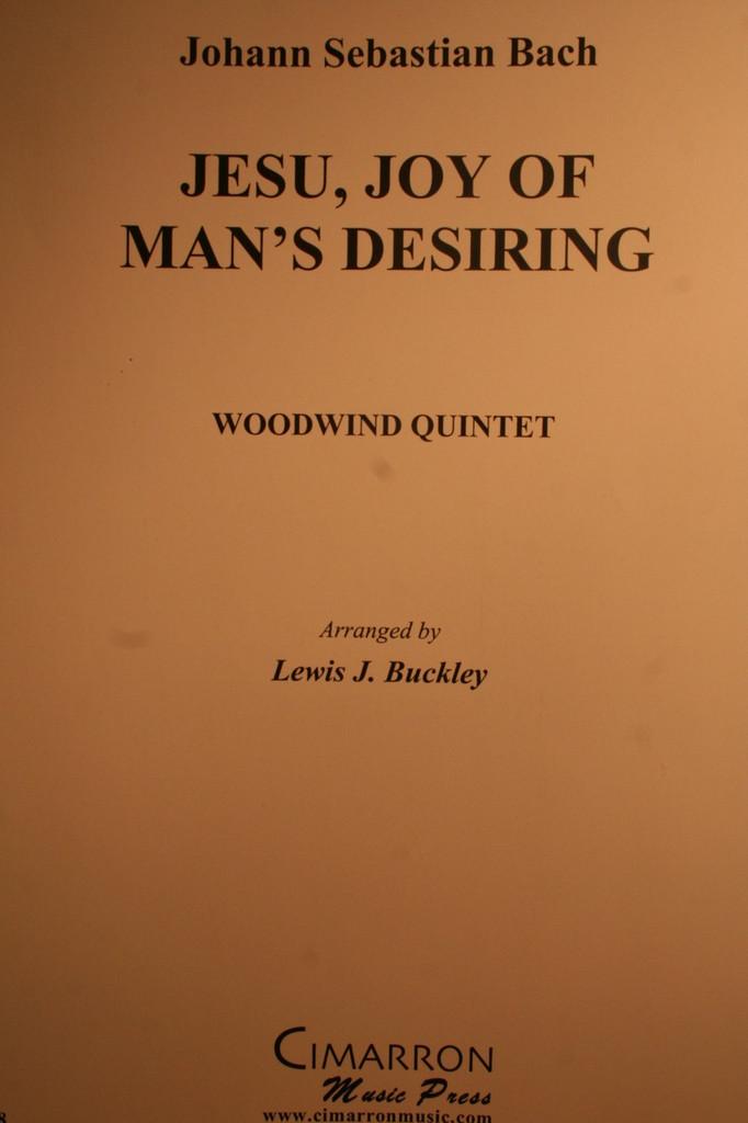 Bach, J.S. - Jesu, Joy Of Man's Desiring
