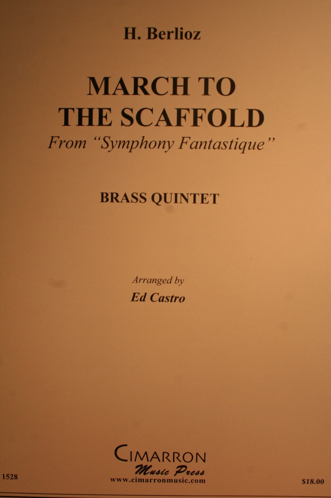 "Berlioz, Hector - March To The Scaffold (From ""Symphony Fantastique"")"