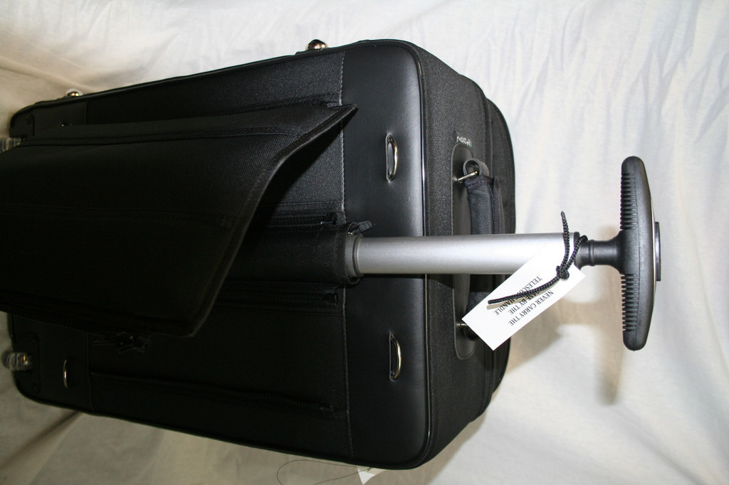 MB Travel Bag With Room for Detachable Horn