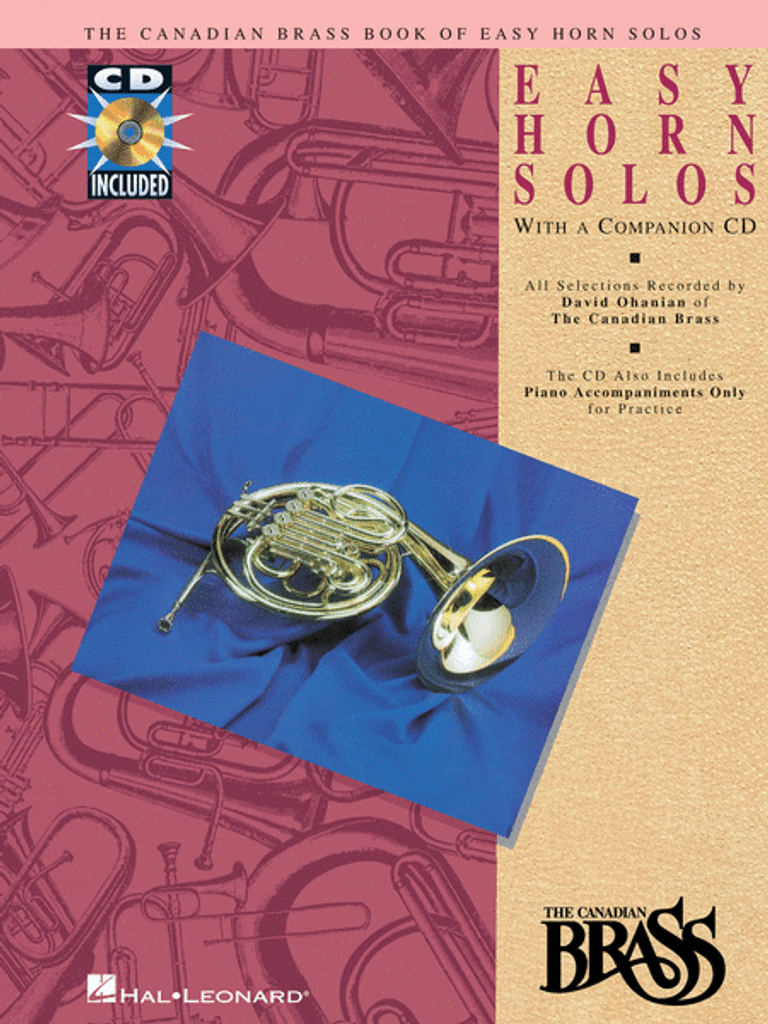 Solos - Easy w/CD (The Canadian Brass) (image 1)