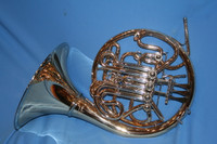 KÌ_hn 313X Descant Horn (High F/Eb Convertible w/Slides) - $9250
