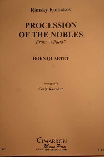 Rimsky-Korsakov - Procession of the Nobles