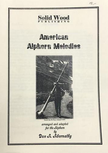 Abernathy, Don - American Alphorn Melodies