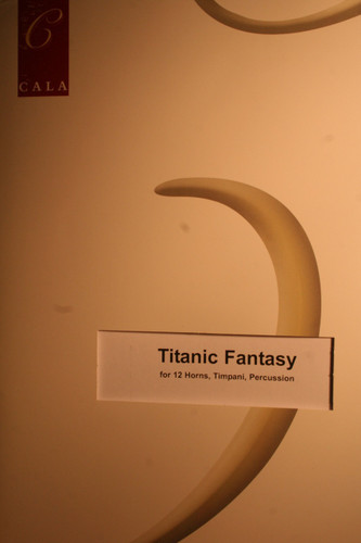 Horner, James - Titanic Fantasy