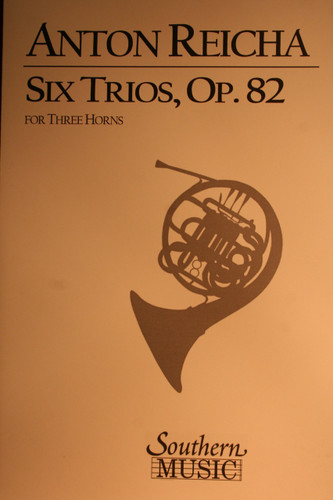 Reicha, Anton - Six Trios Op. 82