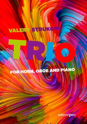 Strukow, Valery - Trio for Horn, Oboe and Piano