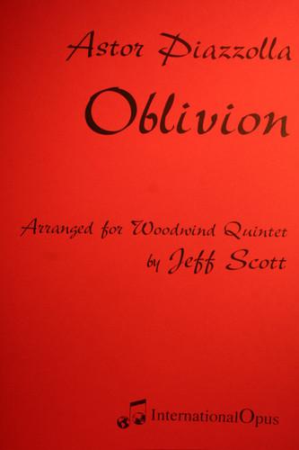 Piazzolla, Astor - Oblivion