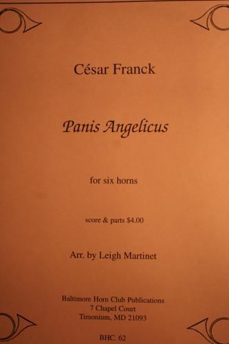 Franck, Cesar - Panis Angelicus