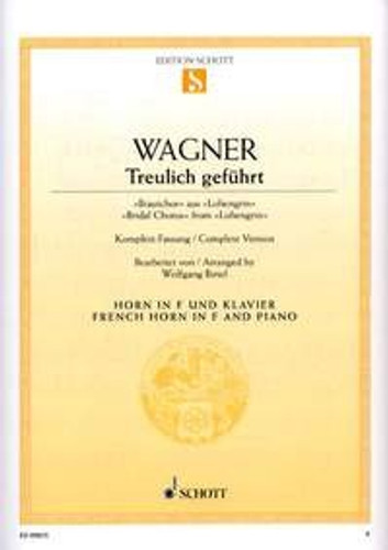 Wagner, Richard - Bridal Chorus (from Lohengrin) (image 1)