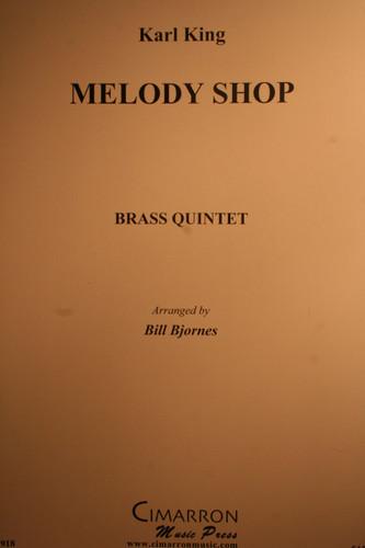 King, Karl L. - Melody Shop