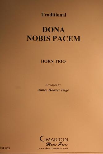 Traditional - Dona Nobis Pacem
