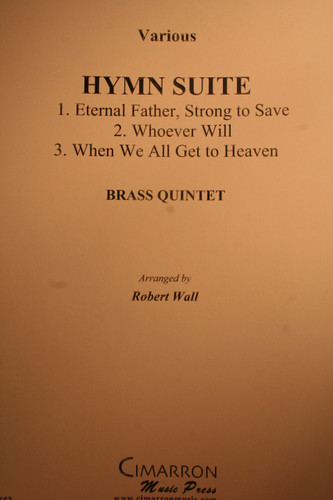 Traditional - Hymn Suite (Brass Quintet)