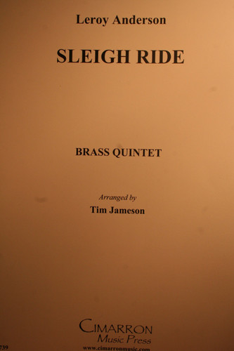 Anderson, Leroy - Sleigh Ride