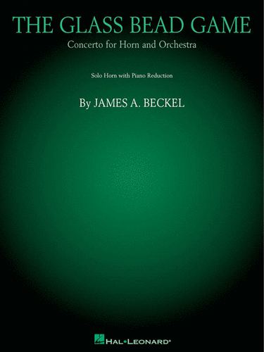 Beckel, James - The Glass Bead Game