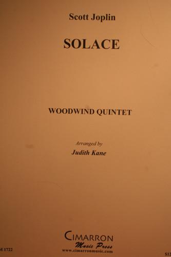 Joplin, Scott - Solace (Cimarron Ed.)