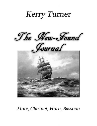 Turner, Kerry - The New-Found Journal