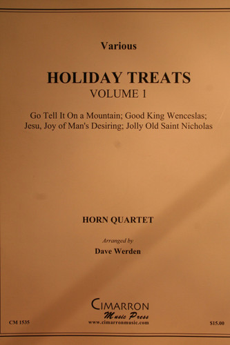 Traditional Christmas - Holiday Treats, Vol. 1