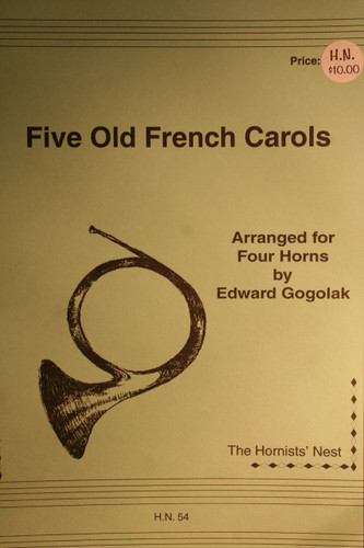 Traditional Christmas - Five Old French Carols