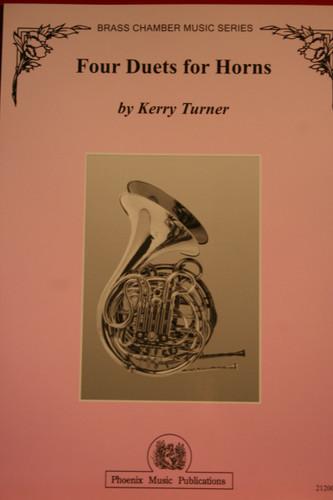 Turner - Four Duets for Horns