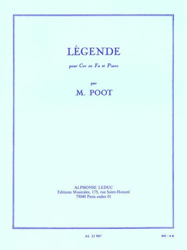 Poot, Marcel - Legende (image 1)