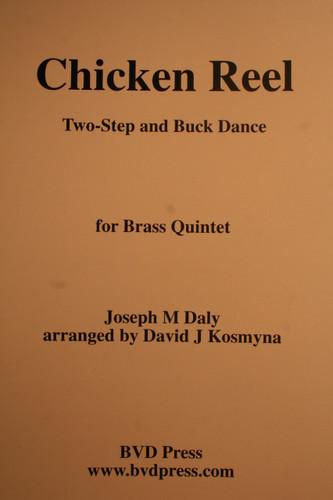 Daly, Joseph - Chicken Reel (Two-Step & Buck Dance)