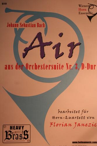 Bach - Air aus der Orchestersuite Nr. 3