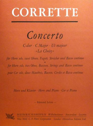 Corrette, Michel - Concerto In C Major (image 1)