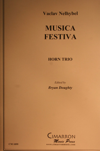 Nelhybel, Vaclav - Musica Festiva