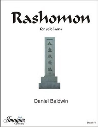 Baldwin, Daniel - Rashomon for Solo Unaccompanied Horn