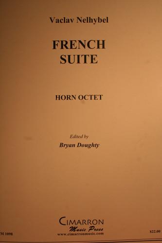 Nelhybel, Vaclav - French Suite