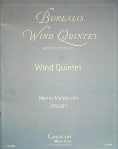 Mendelson, Manny - Wind Quintet