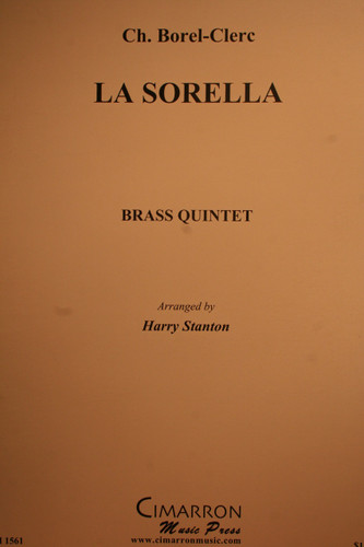 Borel-Clerc, Ch. - La Sorella