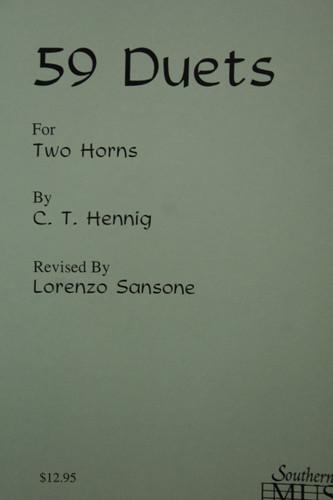Henning - 59 Duets