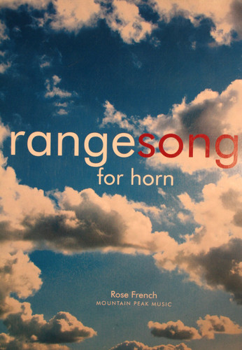 French, Rose - Range Songs For Horn
