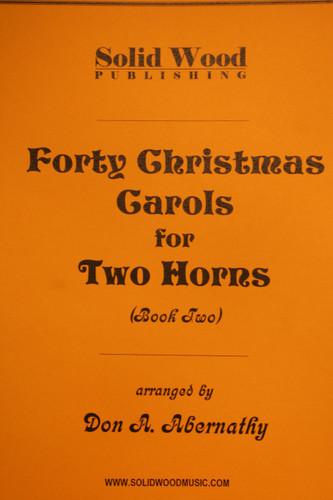 Traditional Christmas - 40 Christmas Carols, Book 2