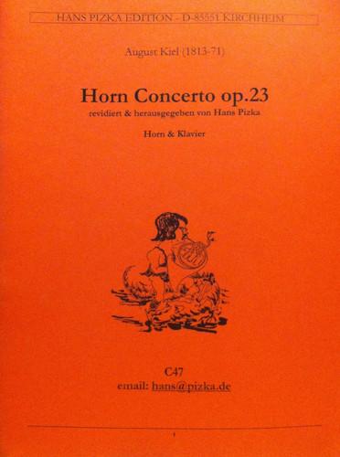 Kiel, August - Horn Concerto, Op.23 (image 1)