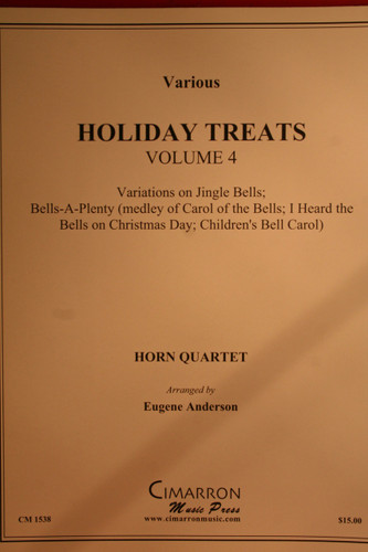 Traditional Christmas - Holiday Treats, Vol. 4
