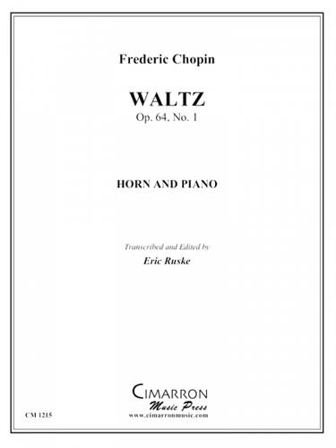 Chopin, Frederic - Waltz, Op. 64, No. 1 (image 1)