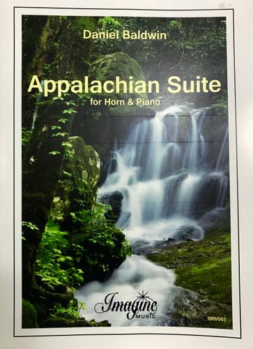 Baldwin, Daniel - Appalachian Suite