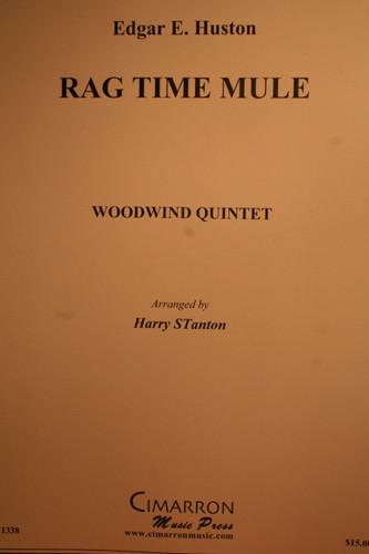 Huston, Edgar E. - Rag Time Mule
