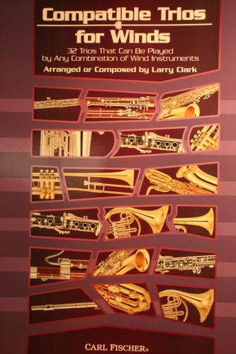Clark, Larry - Compatible Quartets for Winds