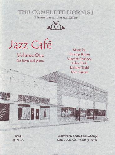 Bacon, Thomas - Jazz Cafe, Volume 1