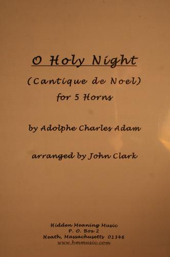 Adam, Adolphe - O Holy Night (Cantique De Noel)