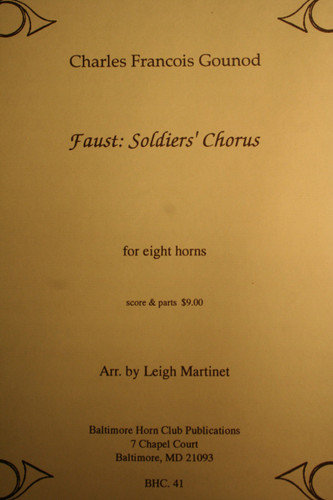 Gounod - Faust Soldiers' Chorus